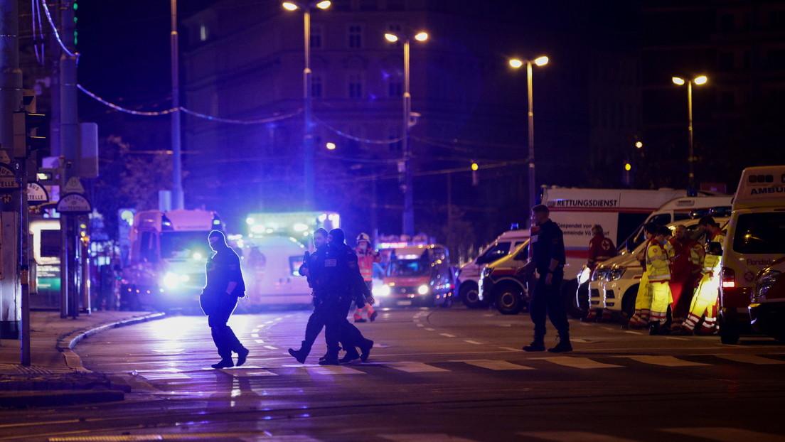 Kurz: Los criminales que abrieron fuego en Viena están muy bien armados y el Ejército se hará cargo de la seguridad en la ciudad