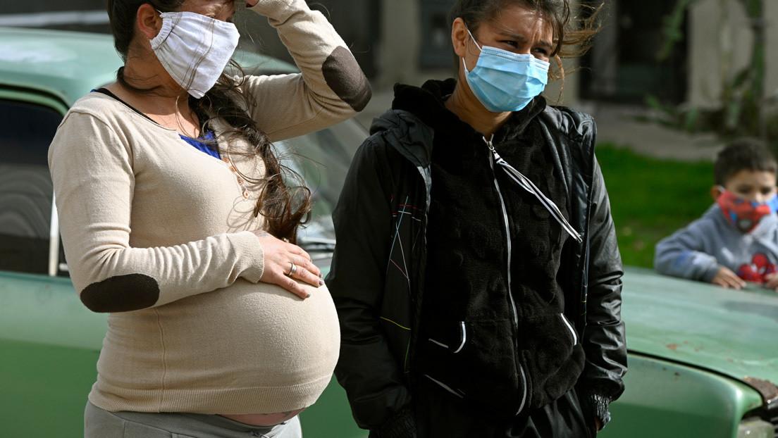 Advierten que las mujeres embarazadas corren un mayor riesgo de morir por coronavirus