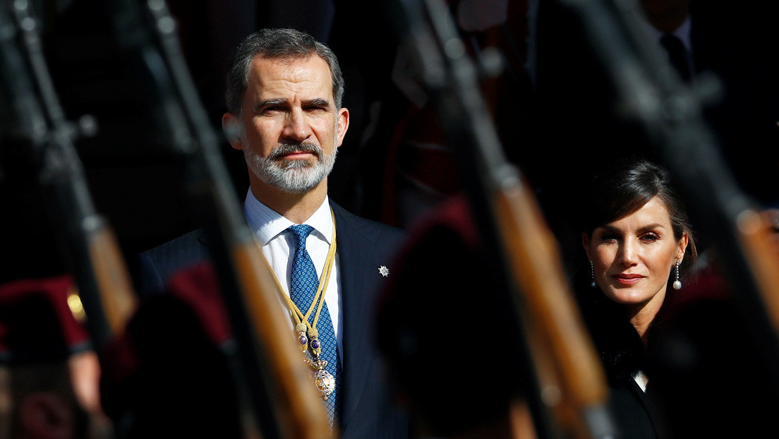 Más millones para el rey de España y los militares en plena crisis sanitaria y económica