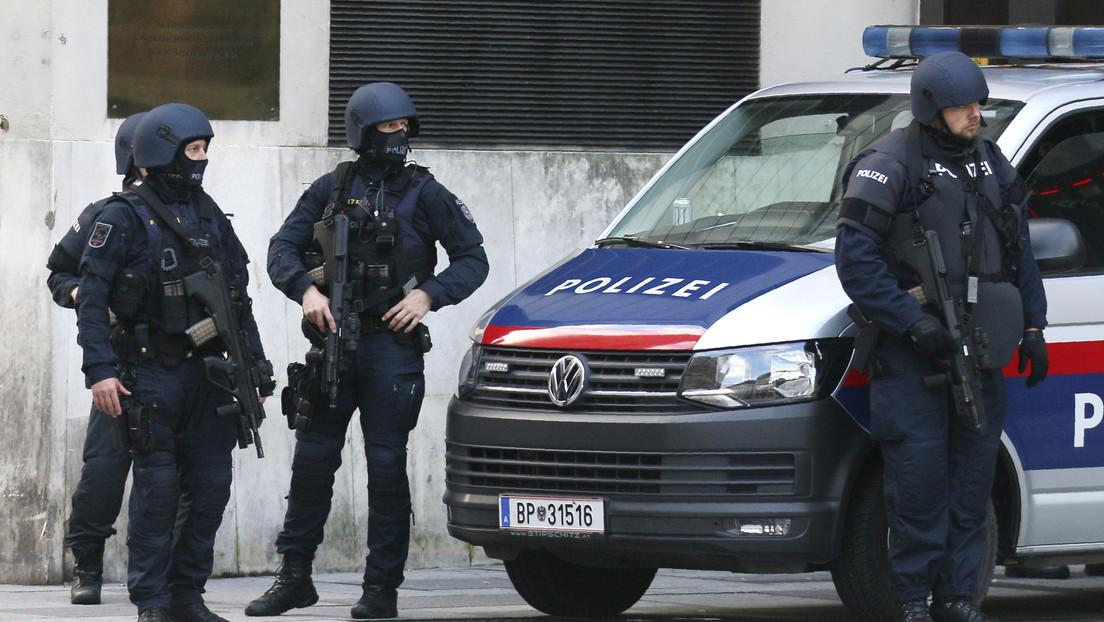 Reportan la detención en Linz de un sospechoso del ataque en la capital austriaca