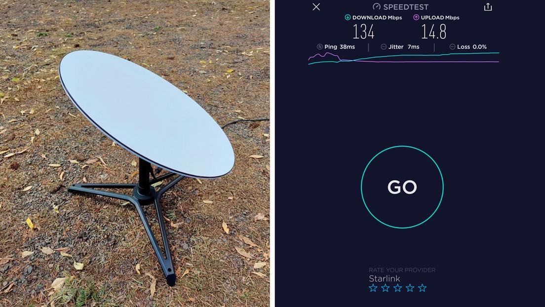Los usuarios afirman que Starlink, el servicio de Internet de Elon Musk, permite subir videos 4K a YouTube sin ninguna interrupción.