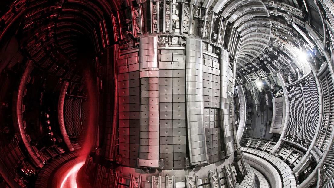 Obtienen la primera muestra de un tipo revolucionario de energía de un reactor de fusión nuclear en el Reino Unido