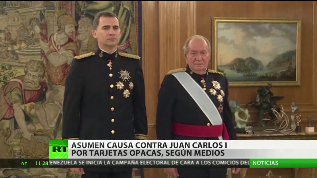Abren una nueva investigación contra Juan Carlos I por el presunto uso de tarjetas de crédito opacas