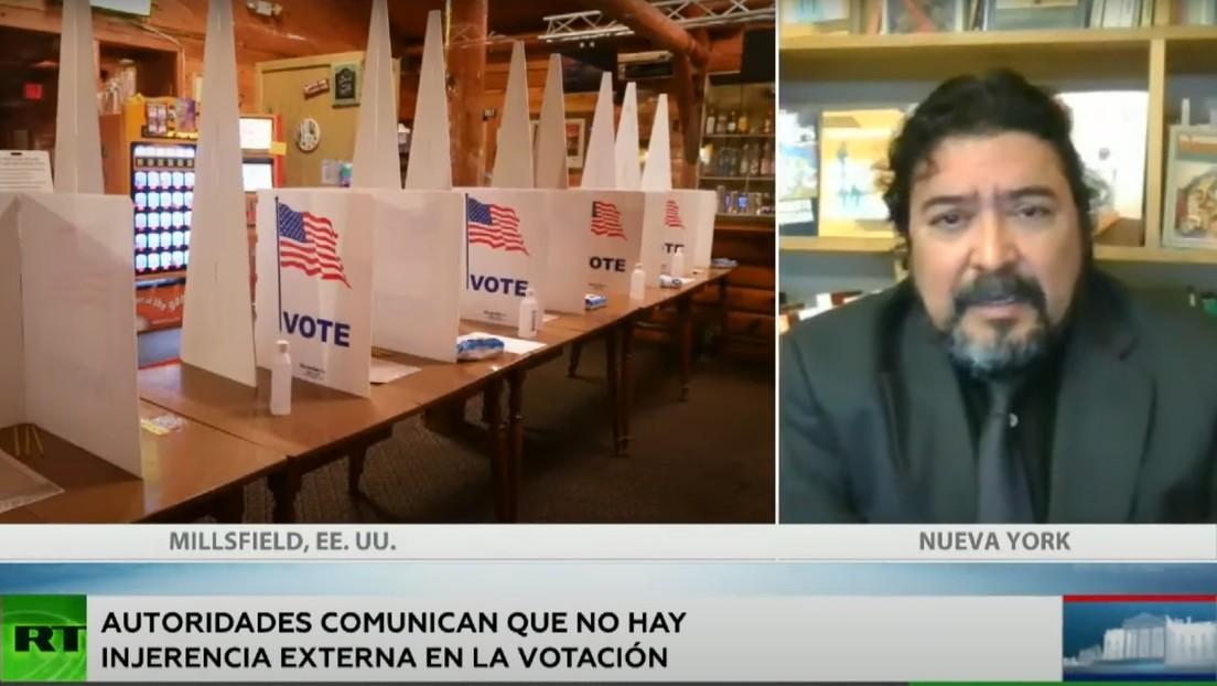"""Analista internacional: """"Hablar de la injerencia extranjera en las elecciones en EE.UU. se ha vuelto una moda de los que tienen miedo a perder"""""""