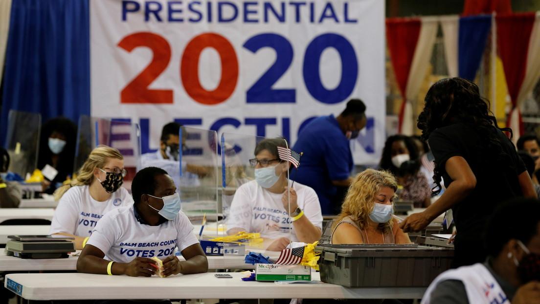 Trump gana en el estado clave de Florida y obtiene 29 votos electorales