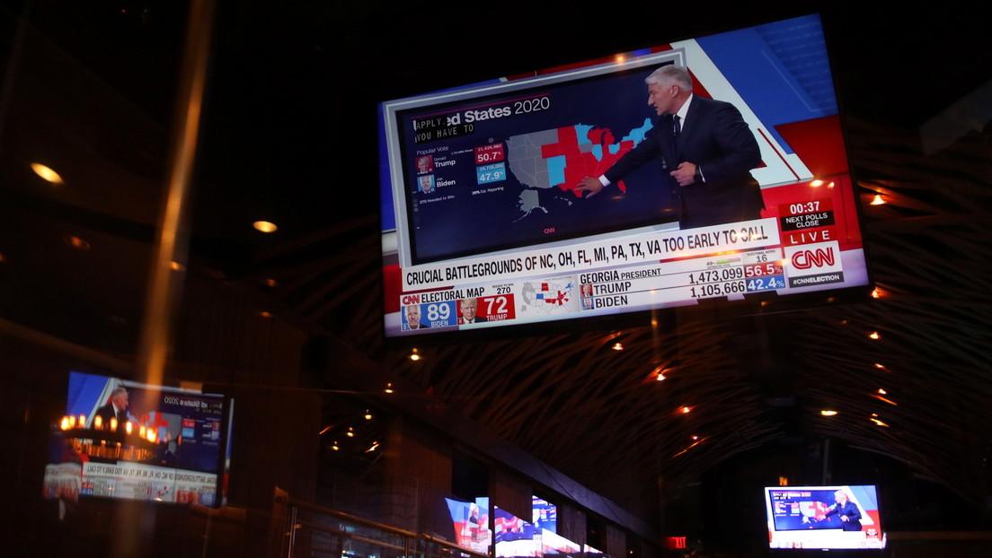 Trump consigue la victoria en el estado clave de Ohio y obtiene 18 votos electorales, según proyecciones de Fox News