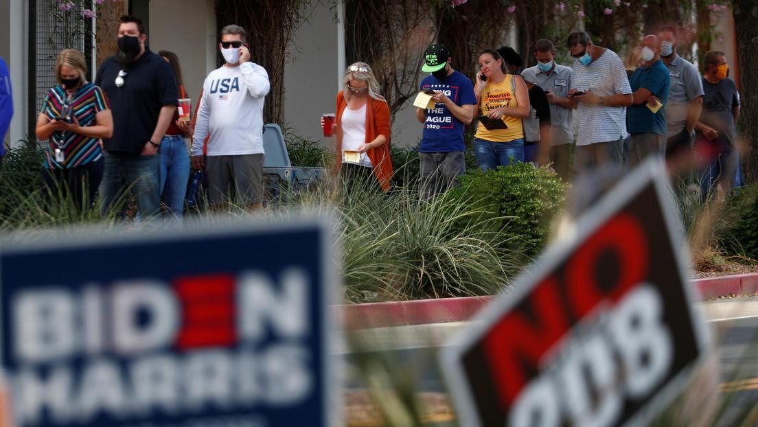 Joe Biden gana el estado de Arizona