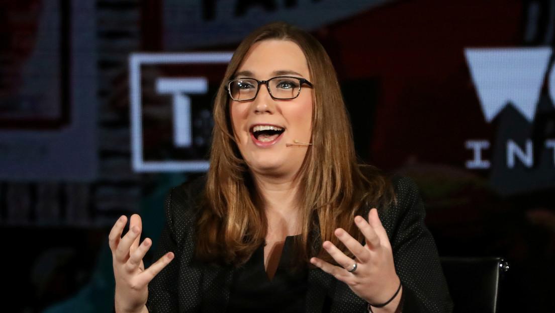 La demócrata Sarah McBride se convierte en la primera senadora trans de EE.UU.