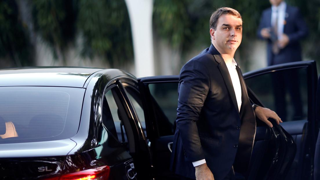 La Fiscalía de Río de Janeiro denuncia al senador Flávio Bolsonaro, hijo del presidente de Brasil, por corrupción