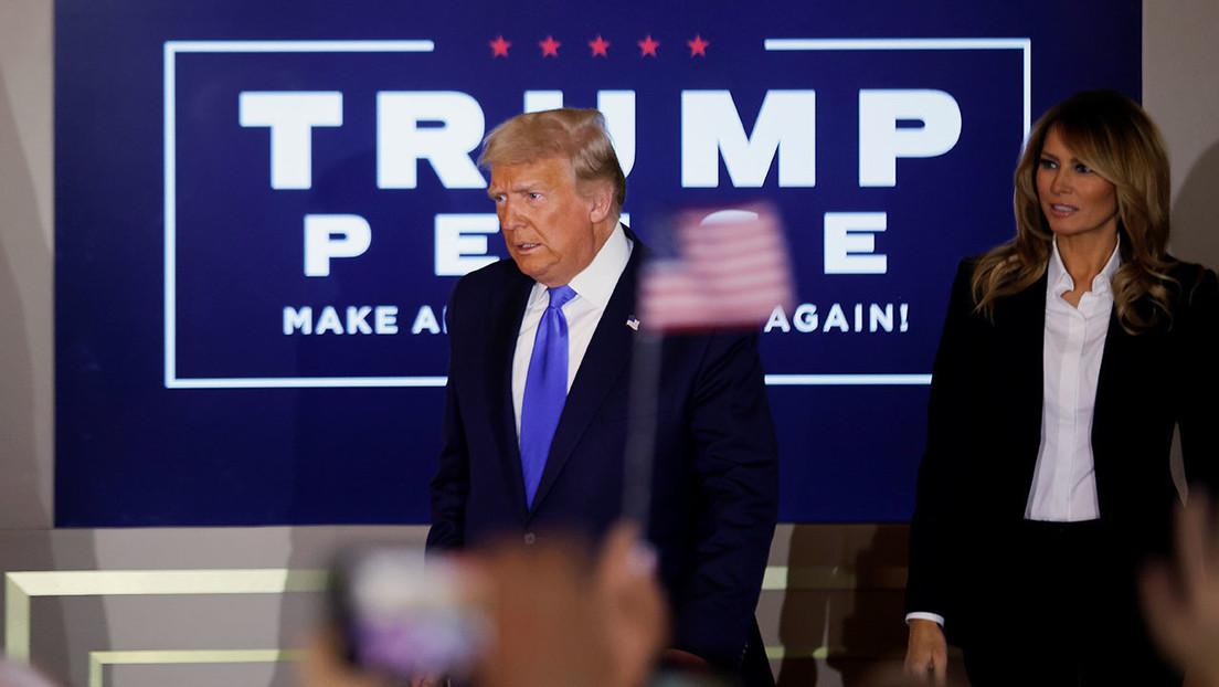 """Twitter etiqueta como información posiblemente """"engañosa"""" el tuit de Trump sobre la aparición de """"montón de papeletas sorpresa"""" en algunos estados"""