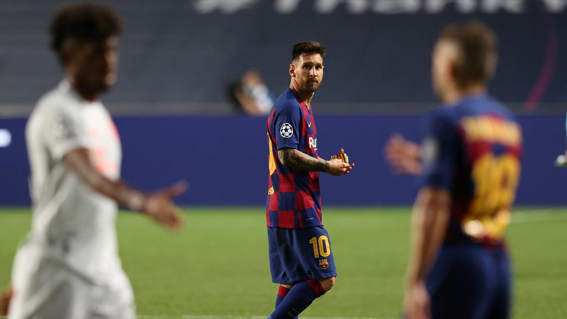 """""""No podemos hacer un traje a medida"""": La advertencia del presidente interino del F.C. Barcelona sobre el sueldo de Messi"""