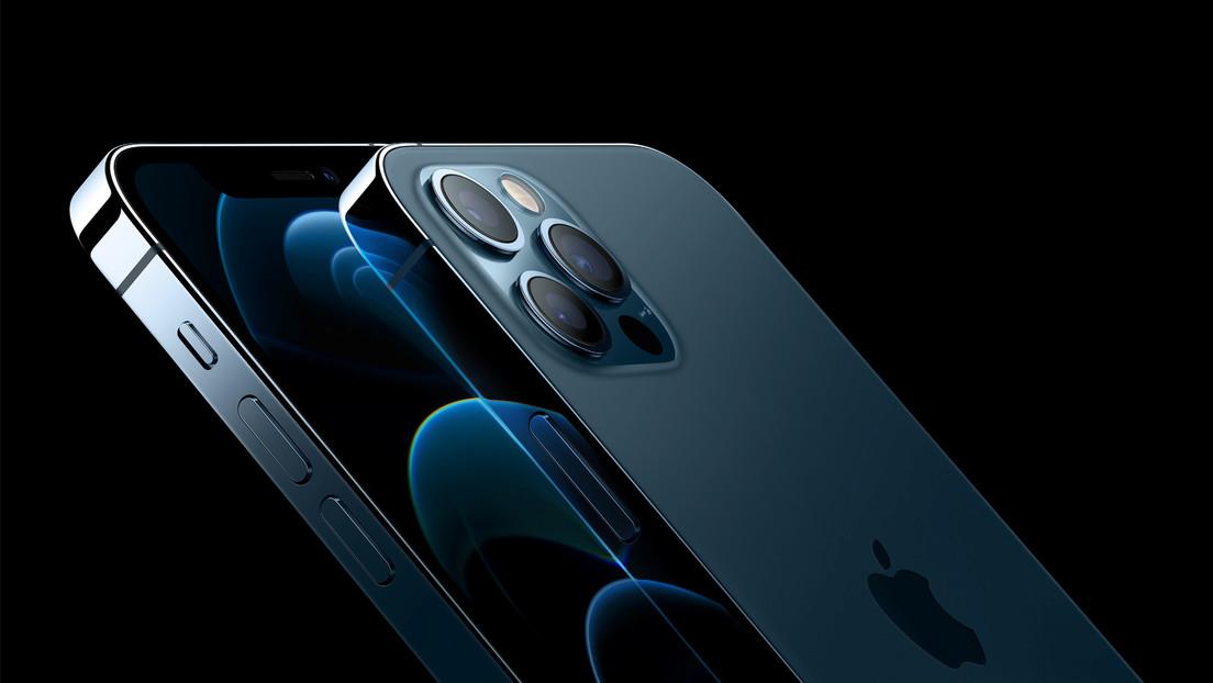VIDEO: Desarman un iPhone 12 Pro y muestran lo que esconde en su interior