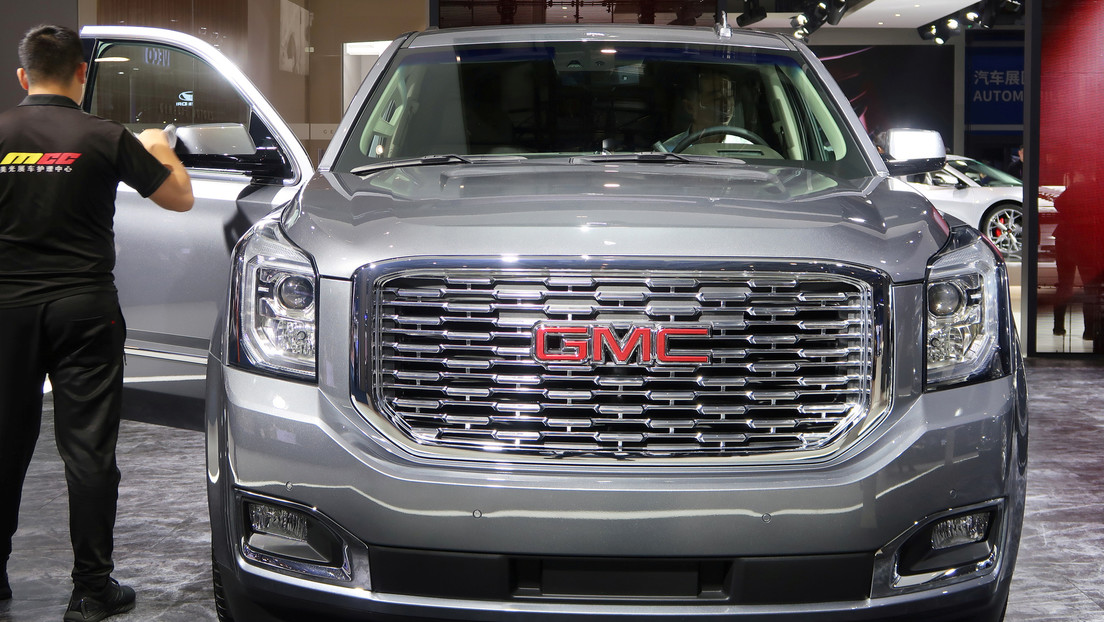General Motors planea vender vehículos SUV de tamaño completo en China