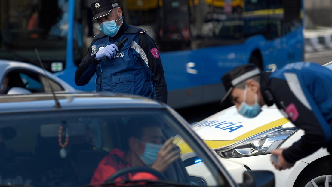 La Comunidad de Madrid cierra nuevas áreas y prorroga el toque de queda por la pandemia