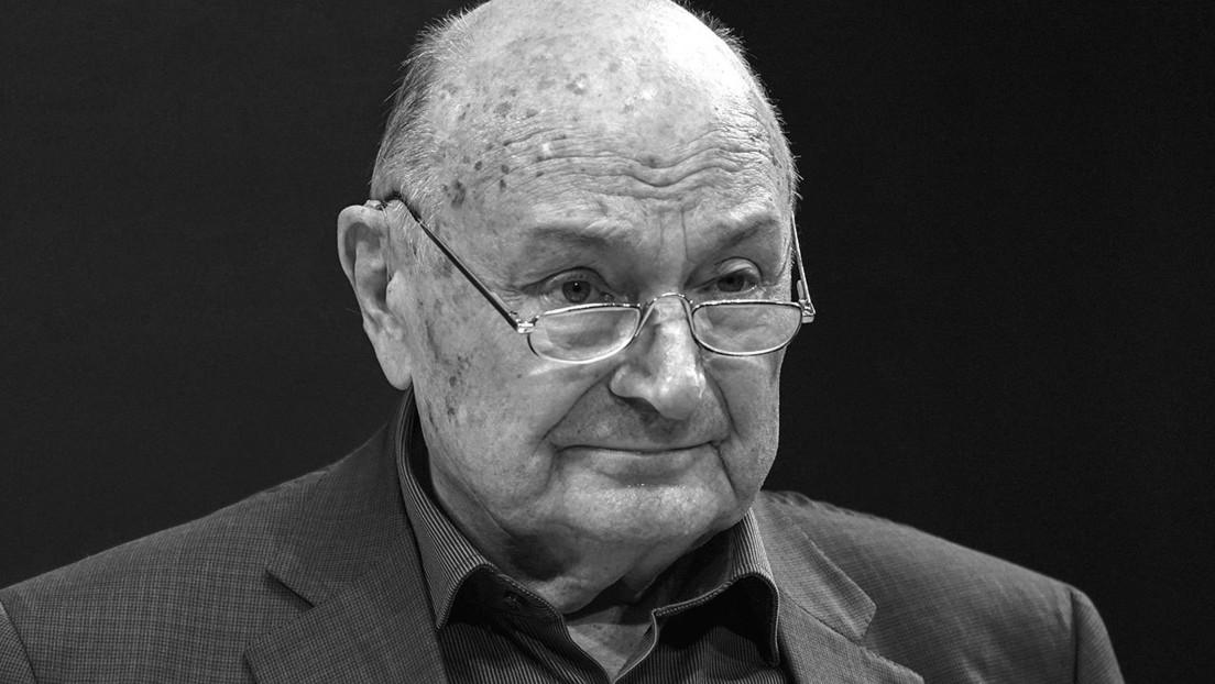 Muere a los 86 años el famoso escritor satírico ruso Mijaíl Zhvanetski