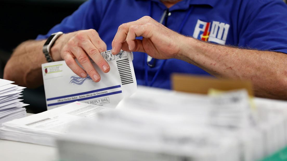 ¿En qué estados y bajo qué circunstancias tienen derecho a solicitar un recuento de votos los candidatos a la presidencia de EE.UU.?