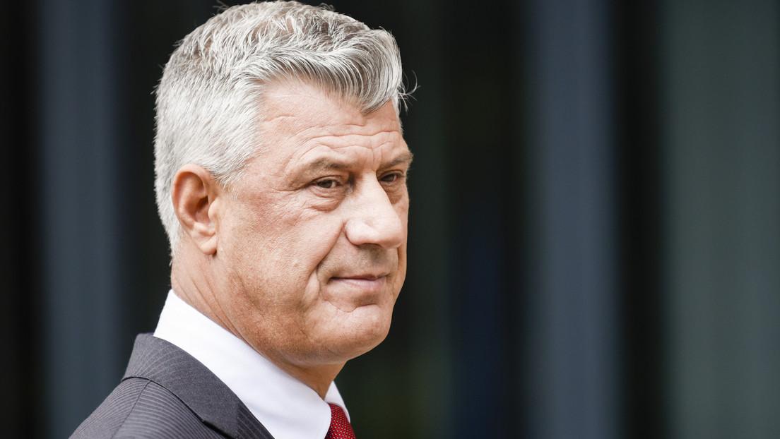 Acusan al exlíder de Kosovo de varios crímenes de guerra, entre ellos asesinatos y torturas
