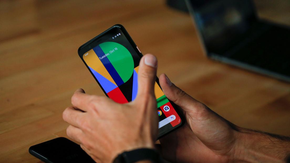 """FOTOS, VIDEO: Usuarios del nuevo Pixel 5 se quejan de una separación entre la pantalla y el resto del teléfono, y Google asegura que es """"normal"""""""