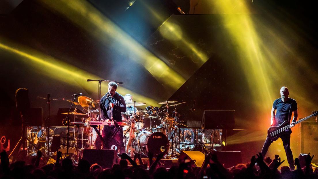 System of a Down saca dos nuevas canciones por primera vez en 15 años para llamar la atención sobre el conflicto de Nagorno Karabaj