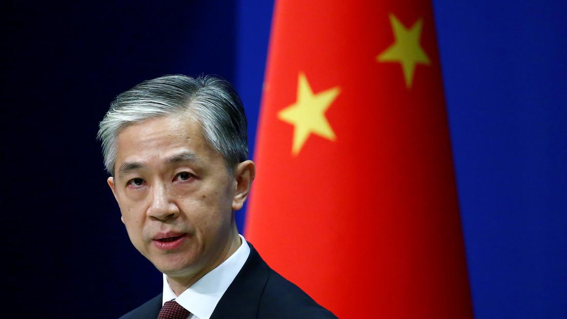 """Pekín acusa a EE.UU. de """"encubrir a organizaciones terroristas"""" y lo insta a que """"corrija sus errores"""""""