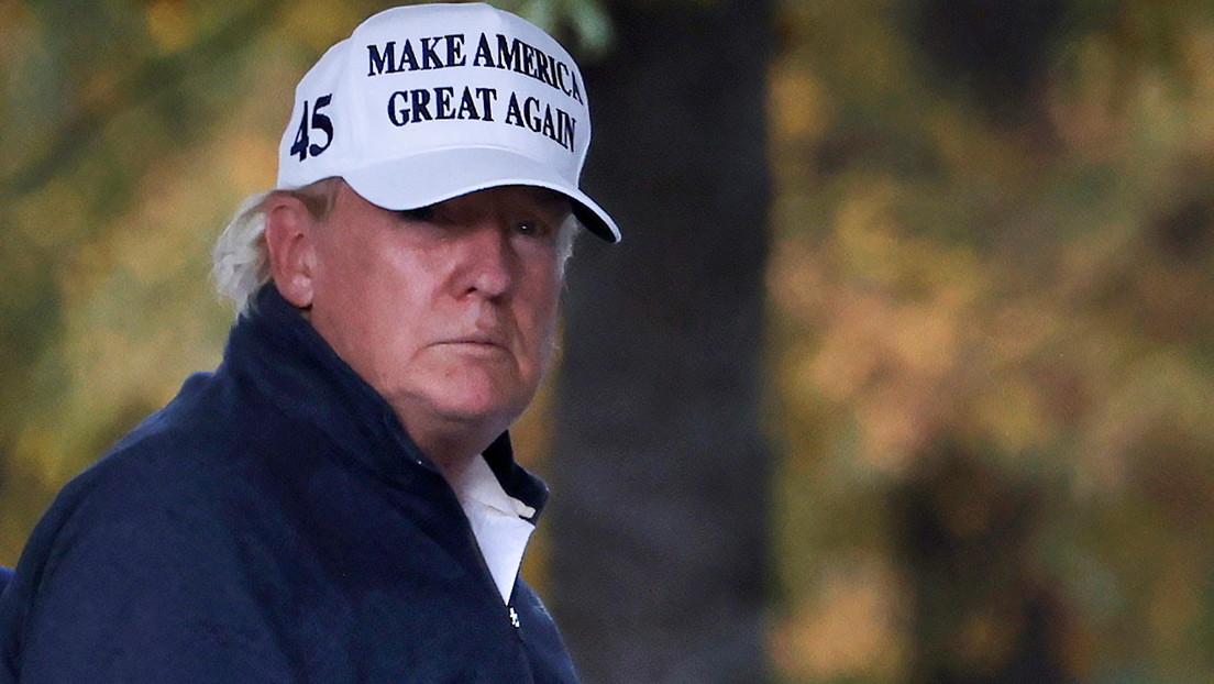 """Trump asegura que ganó las elecciones con """"71 millones de votos legales"""" y denuncia que a los observadores """"no se les permitió"""" asistir al recuento"""
