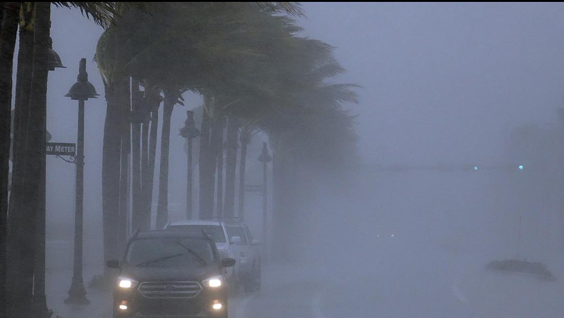 La tormenta tropical Eta podría fortalecerse en las próximas 48 horas y convertirse en huracán antes de alcanzar la península de Florida