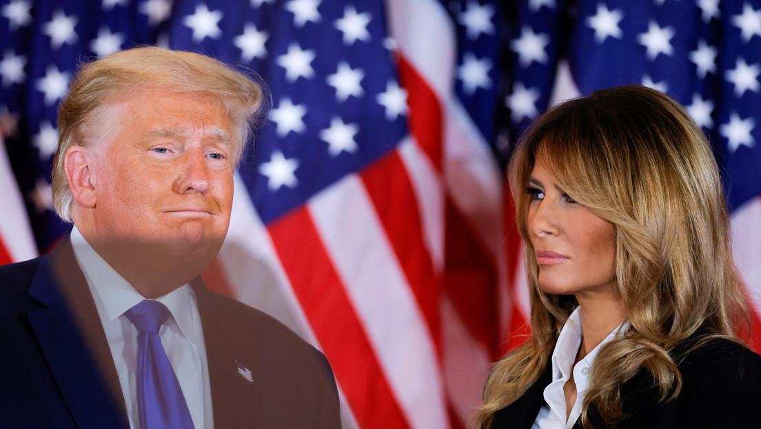 Melania Trump se pronuncia por primera vez después de conocerse los resultados de las elecciones