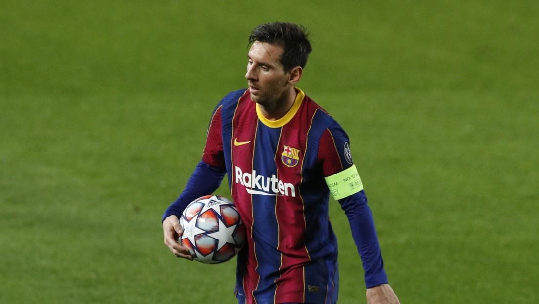 """""""El Barça lo quiere"""": uno de los candidatos a la presidencia del F.C. Barcelona habla de su estrategia para no dejar escapar a Lionel Messi"""