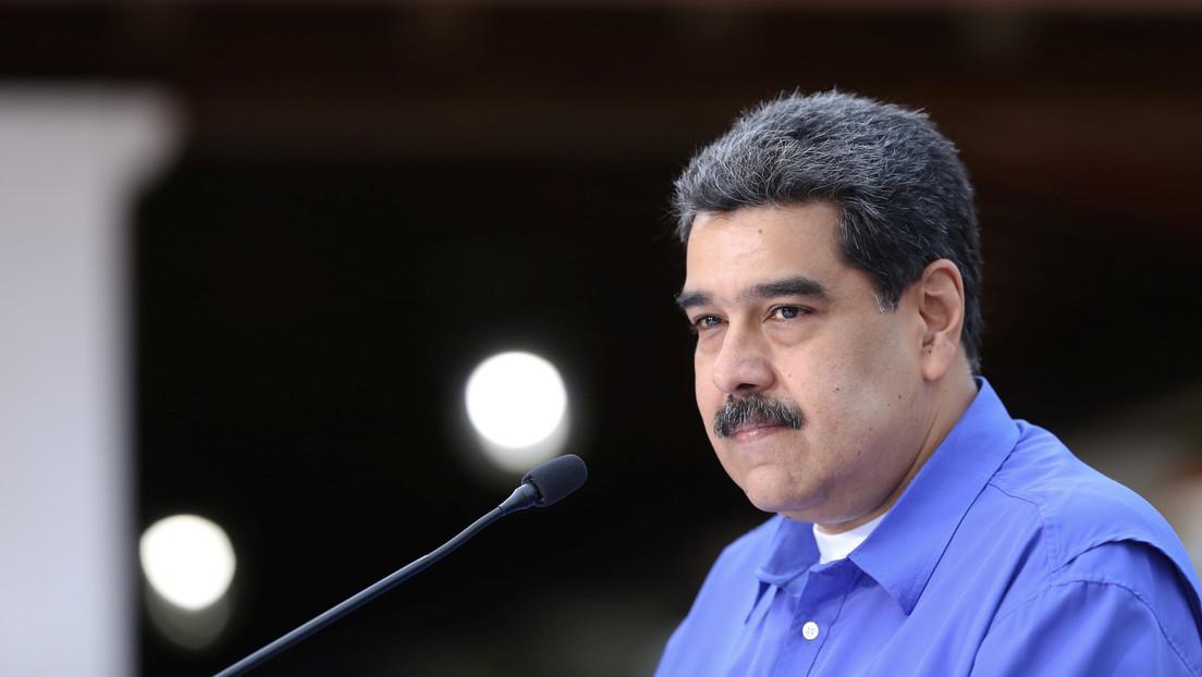 """Maduro afirma que Trump """"dejó un campo minado"""" entre Venezuela y EE.UU. y asegura estar dispuesto a retomar """"canales de diálogo"""" con Biden"""