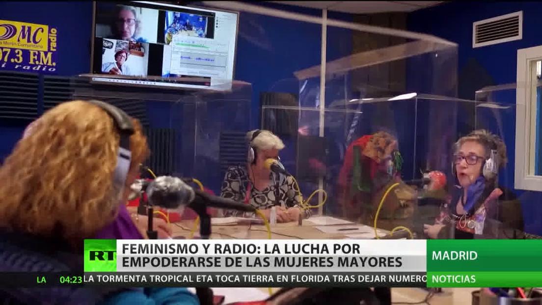 Feminismo y radio: La lucha por la igualdad de las mujeres mayores de Madrid