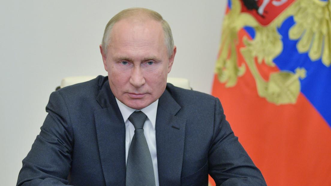 Putin espera que el acuerdo entre Armenia y Azerbaiyán cree las condiciones  para una solución a largo plazo de la crisis de Nagorno Karabaj - RT
