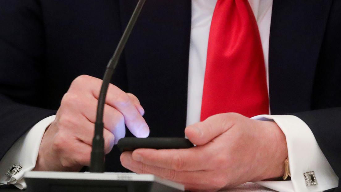 """Twitter quitará los privilegios de """"líder mundial"""" a la cuenta de Trump el 20 de enero"""