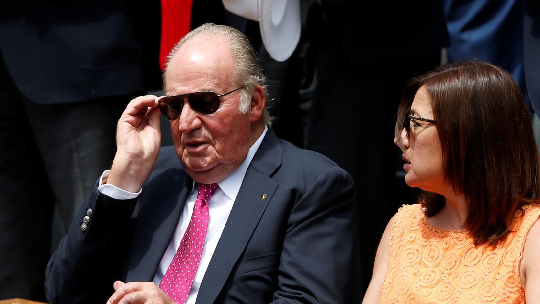 Descubren otros 7,9 millones de euros de Juan Carlos I escondidos en Suiza después de perder su inmunidad