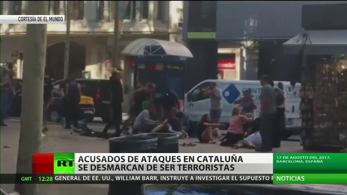España: Acusados de atentados en Cataluña se desmarcan de ser terroristas