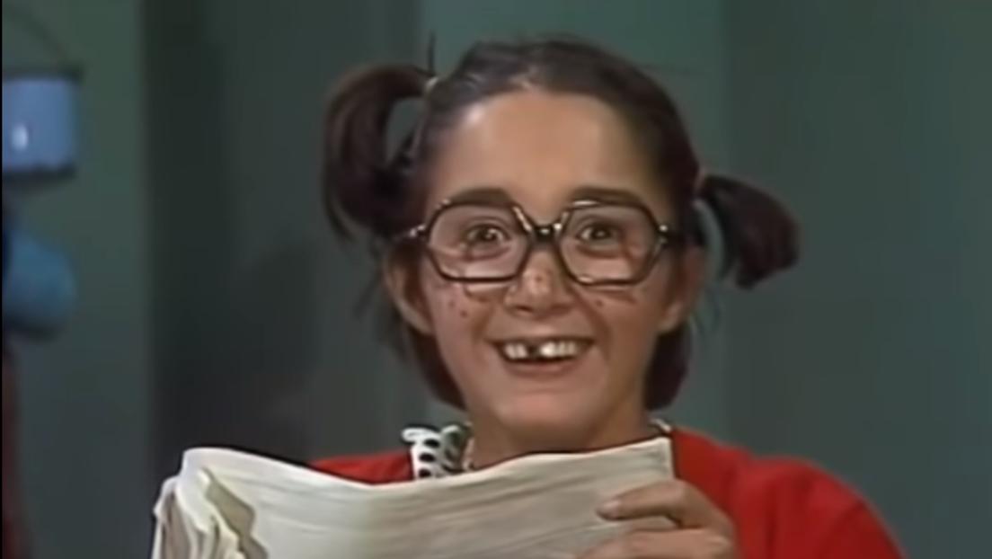 """""""Nunca nos lo imaginamos"""": María Antonieta de las Nieves habla sobre cómo nació la Chilindrina y del éxito que supuso 'El Chavo del 8'"""