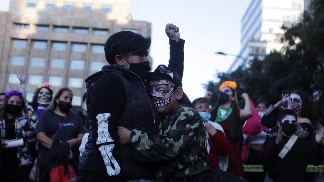 Un reporte revela que la mitad de los casos de feminicidios en México quedan impunes