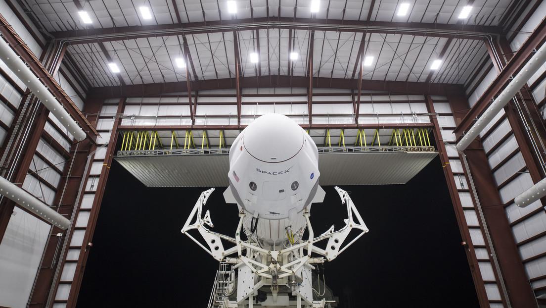 SpaceX consigue la aprobación de la NASA para transportar astronautas a la Estación Espacial Internacional