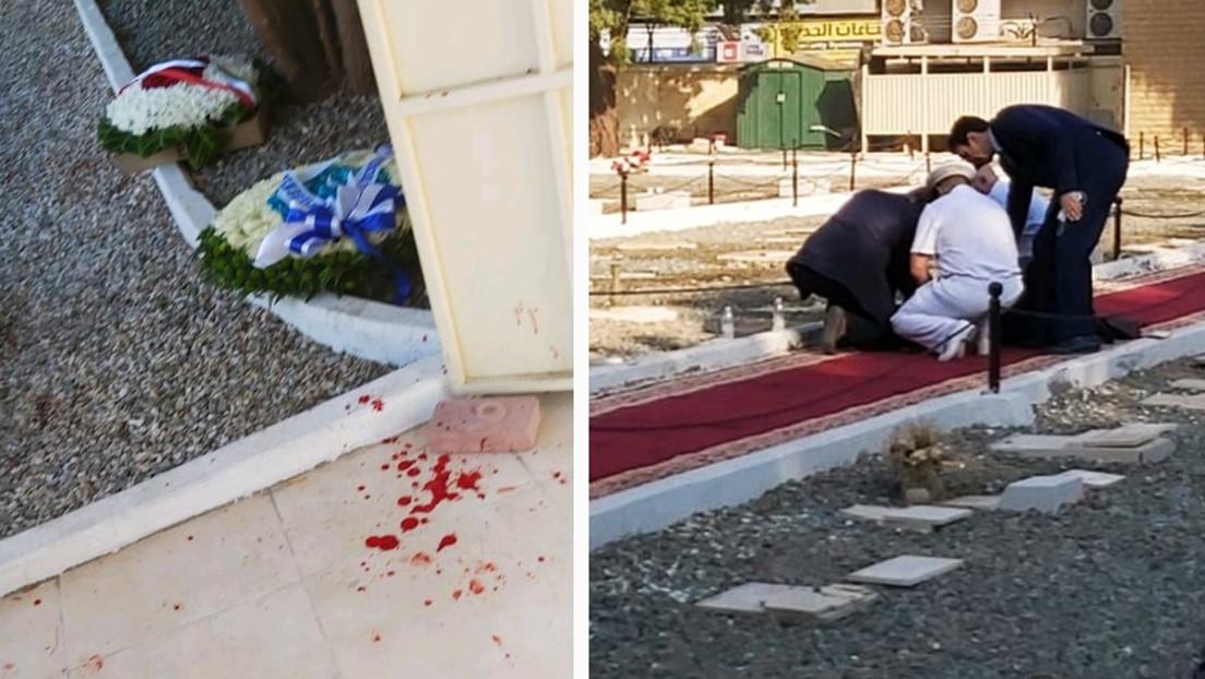 Varios heridos en un atentado durante una ceremonia en un cementerio no musulmán en Arabia Saudita