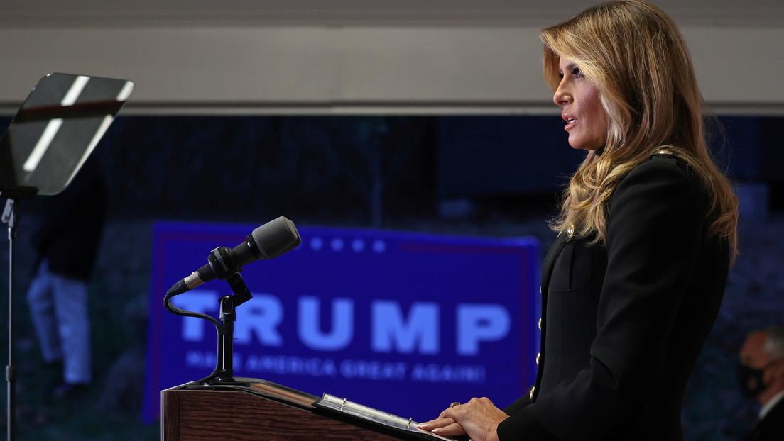 Melania Trump no se reúne con Jill Biden (y otros gestos del equipo del presidente para desentenderse de la derrota)