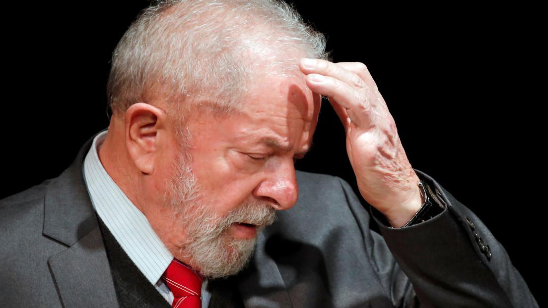 """Lula da Silva culpa a la """"irresponsabilidad del Gobierno"""" de Bolsonaro por el aumento del hambre en Brasil"""