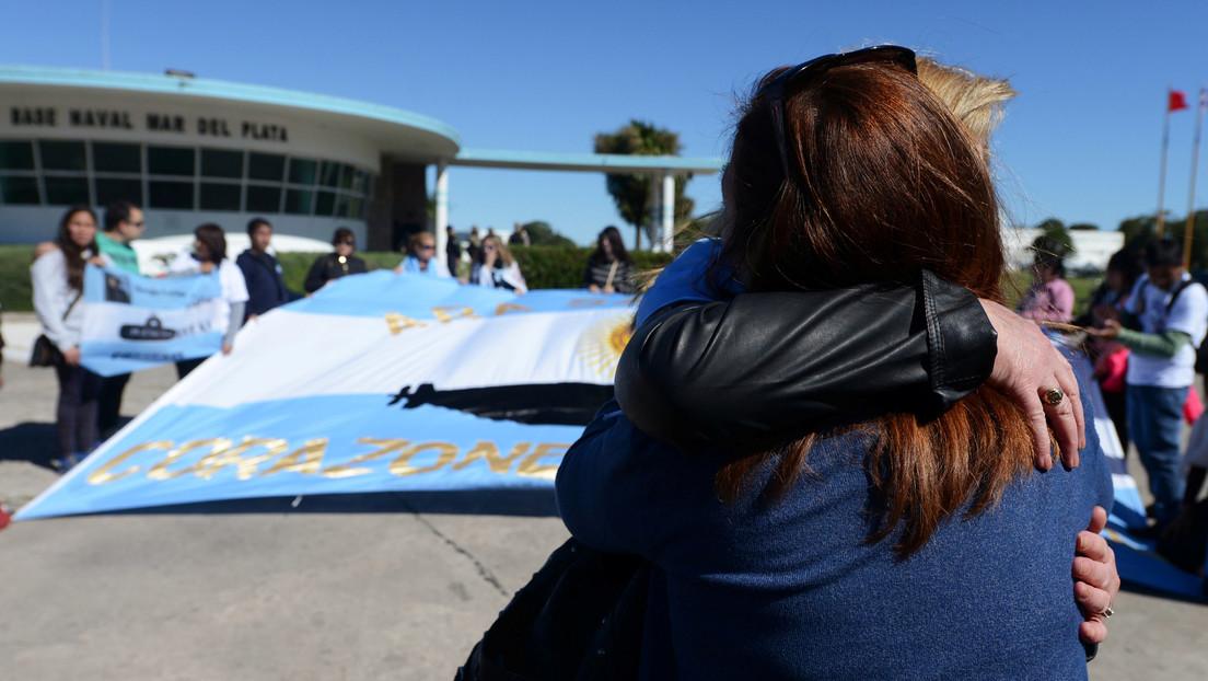 Familiares de los 44 tripulantes del submarino ARA San Juan denuncian a Macri por encubrimiento