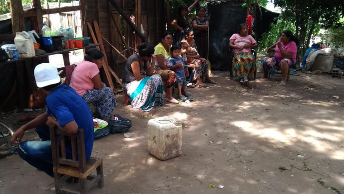 El temor de muertes por desnutrición moviliza a una comunidad indígena en el norte de Argentina: ¿qué exigen los wichís?