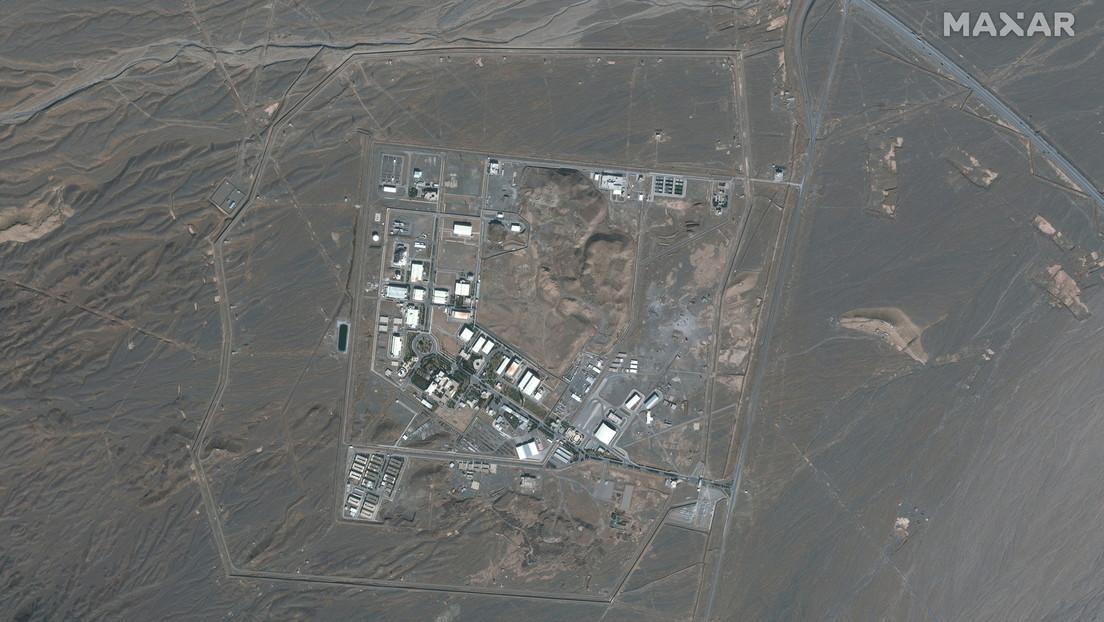Irán traslada a una planta subterránea la primera parte de sus centrifugadoras avanzadas