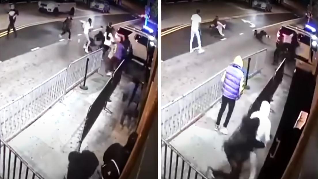 VIDEO: El momento exacto del tiroteo en el que murió el rapero King Von