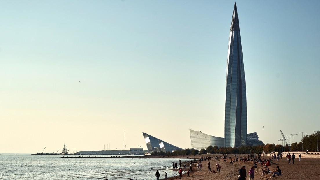 Un edificio de Rusia gana un prestigioso premio internacional al mejor rascacielos del año