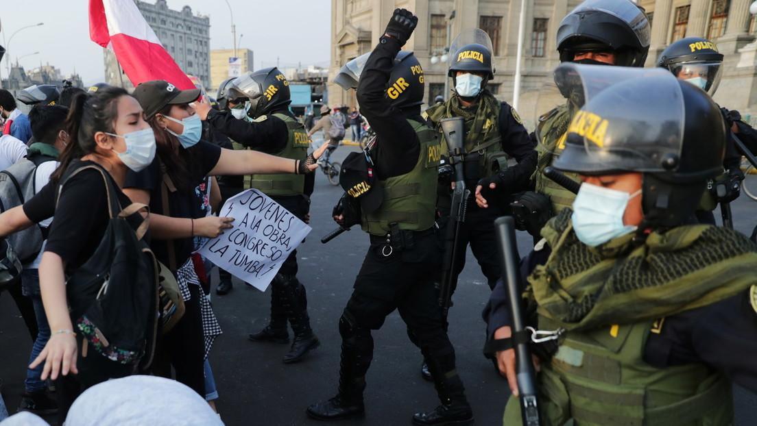 Denuncias de golpe de Estado, protestas y la definición del Tribunal Constitucional: el complicado escenario de Perú tras la destitución de Vizcarra