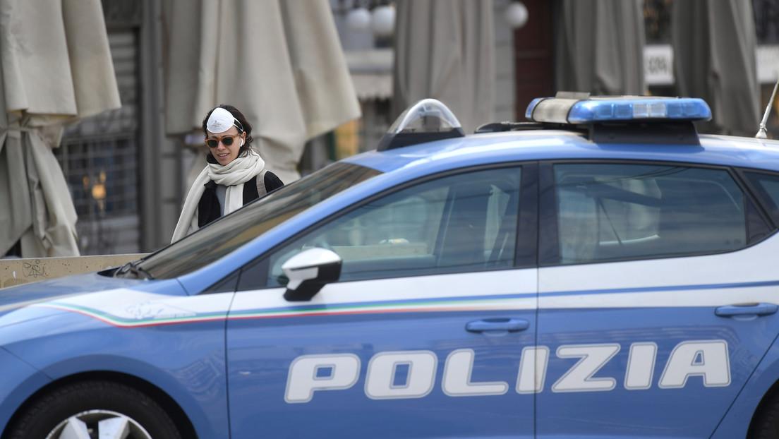 Detienen a un millonario acusado de drogar y violar a una joven de 18 años durante una fiesta en Milán