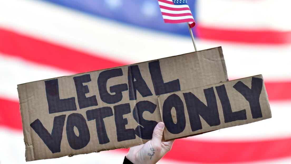 EE.UU.: Un juez de Pensilvania considerará el viernes una demanda sobre más de 8.000 papeletas de Filadelfia con errores menores