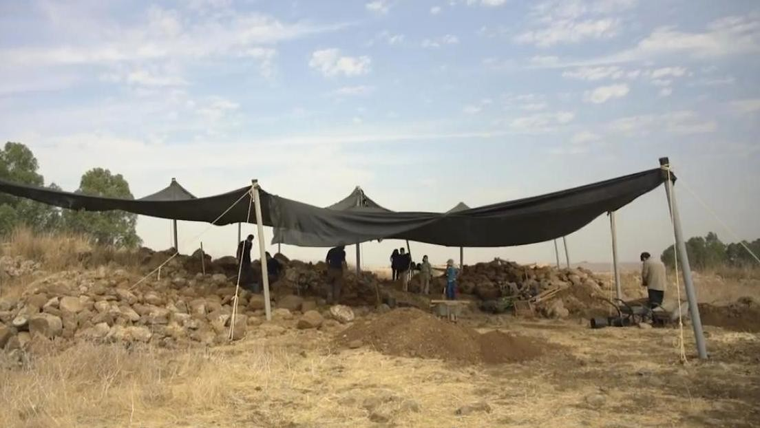 Arqueólogos israelíes descubren la primera fortaleza de un reino bíblico poco conocido en los Altos del Golán