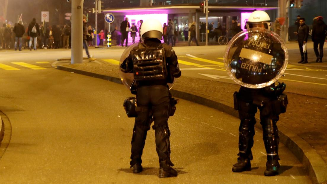 Al menos 2 personas resultan heridas tras un tiroteo en la ciudad suiza de Biel